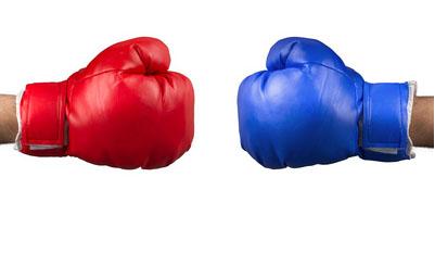 Europ ennes l in vitable hyst rie telos - Dessin gant de boxe ...