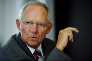 L'Europe selon Schaüble?