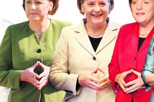 Angela Merkel ou l'art de la triangulation