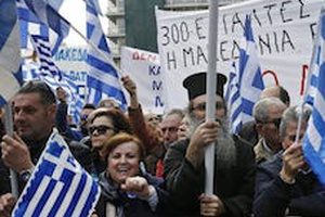 National-populisme: le cas grec